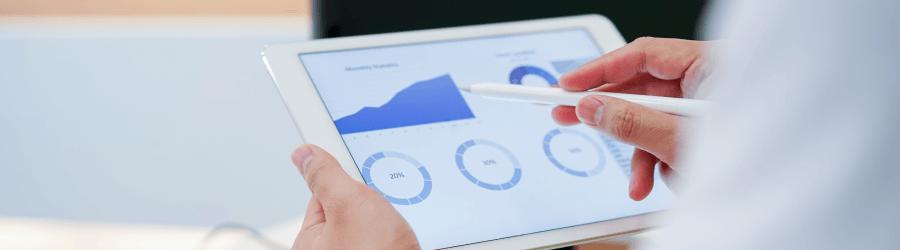 Métricas e resultados de uma agência de marketing