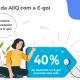 Desconto de 40% em planos da E-goi
